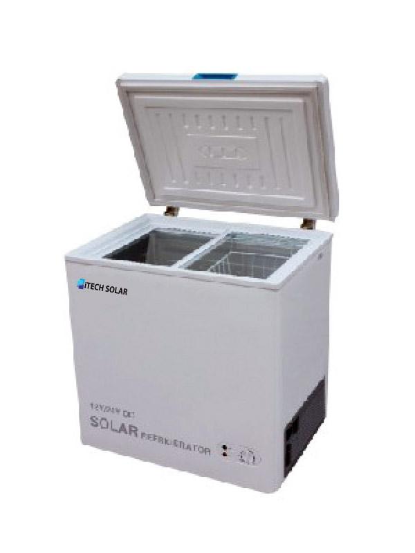 Solar-Freezer-Box